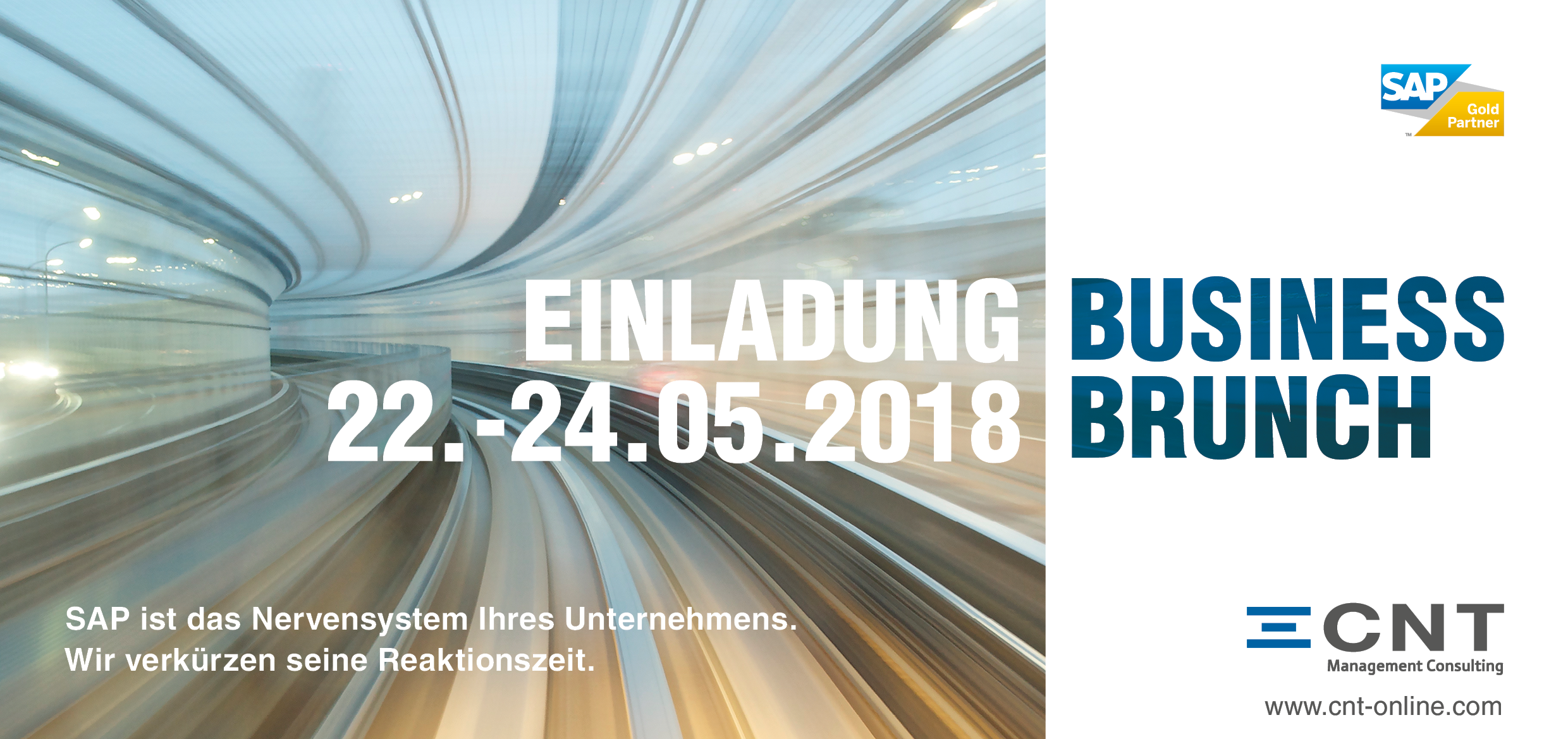 Business Brunch Tour Ost 2018