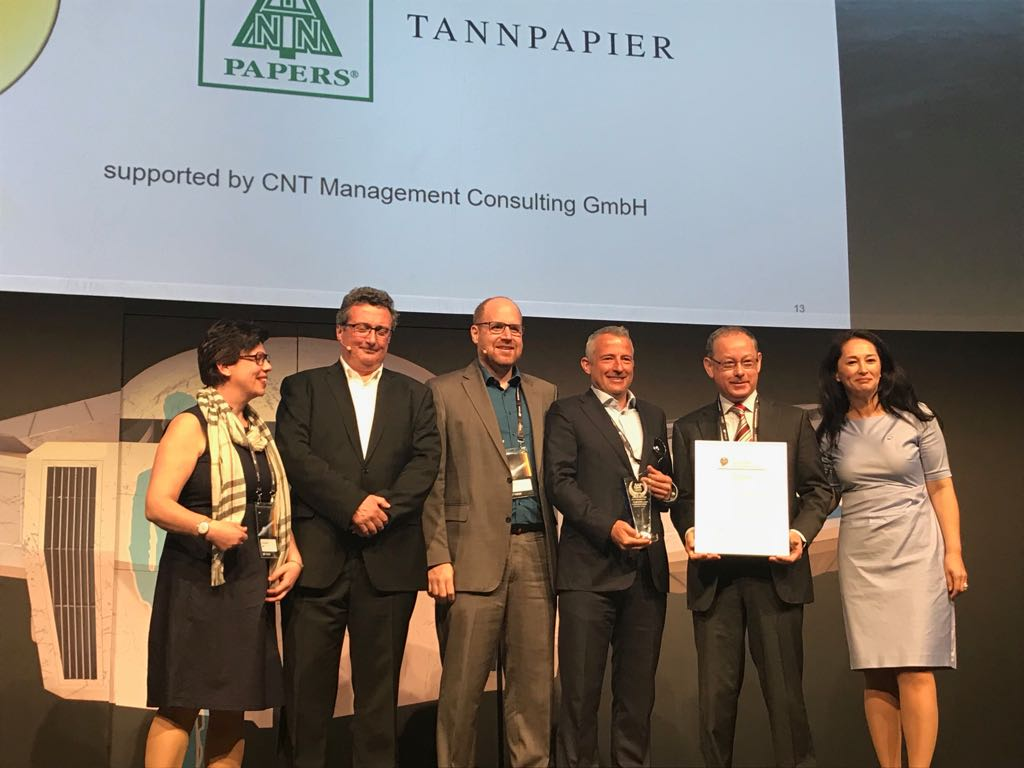 CNT goes for Gold - SAP Quality Award Fast Delivery Category
